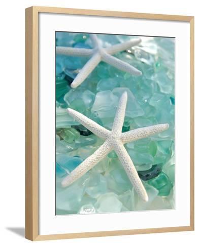 Seaglass 1-Alan Blaustein-Framed Art Print
