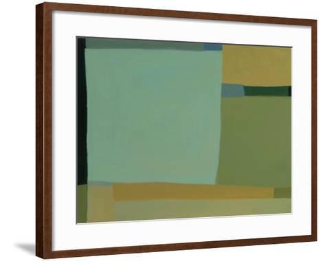 Loretta's View 4-Tamar Zinn-Framed Art Print