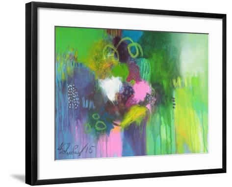 A Day at the Coast 0.6-Anna Schueler-Framed Art Print