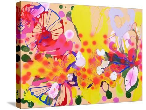 Lola Fiesta-Sofie Siegmann-Stretched Canvas Print