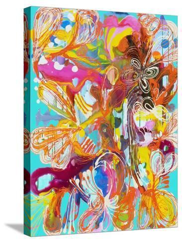 The Gardener-Sofie Siegmann-Stretched Canvas Print