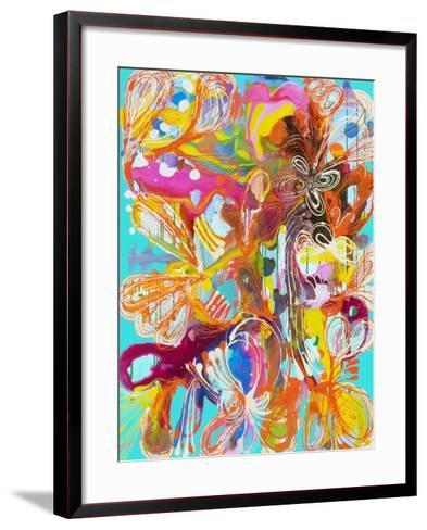 The Gardener-Sofie Siegmann-Framed Art Print
