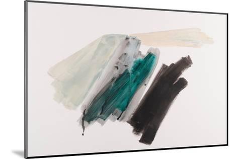 Collision-Lauren Packard-Mounted Art Print