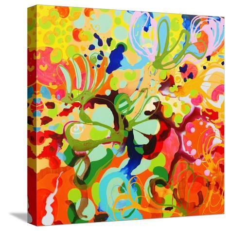 Skylark-Sofie Siegmann-Stretched Canvas Print