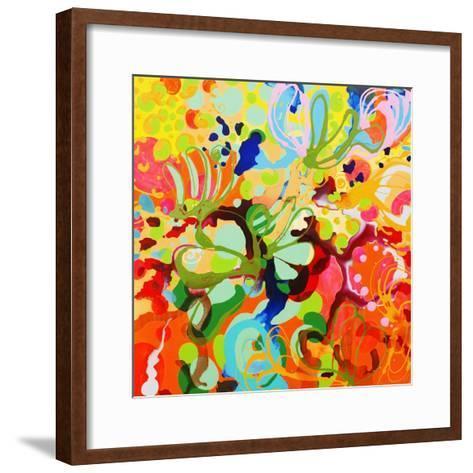 Skylark-Sofie Siegmann-Framed Art Print