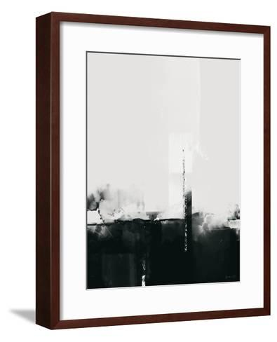 Big Smoke-Green Lili-Framed Art Print