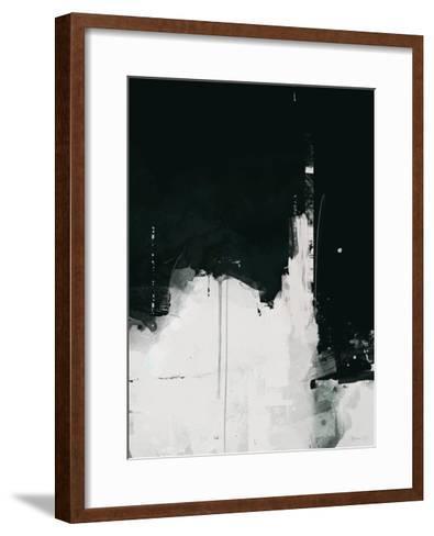 Nightfall-Green Lili-Framed Art Print