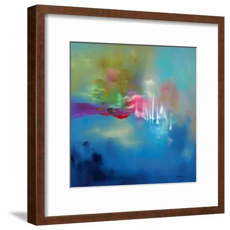 Water Garden-Sarah Parsons-Framed Art Print
