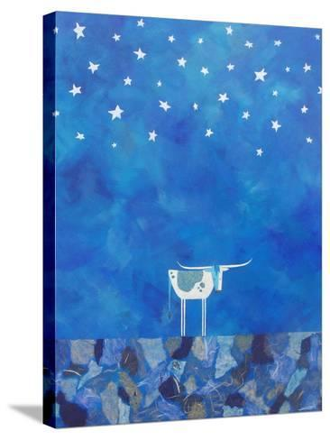 Stars at Night-Casey Craig-Stretched Canvas Print