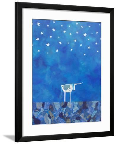 Stars at Night-Casey Craig-Framed Art Print