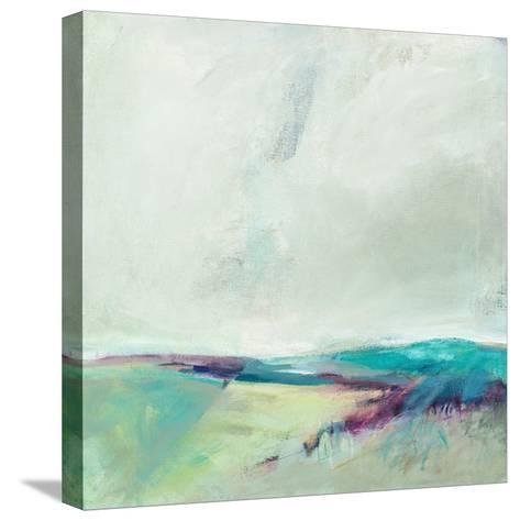 Crossing Spaces-Alice Sheridan-Stretched Canvas Print