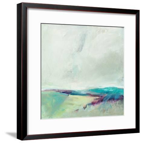Crossing Spaces-Alice Sheridan-Framed Art Print
