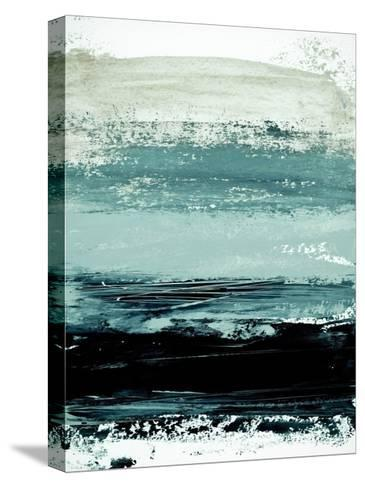 Abstract Minimalist Landscape 4-Iris Lehnhardt-Stretched Canvas Print