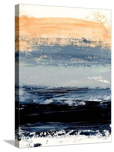 Abstract Minimalist Landscape 5-Iris Lehnhardt-Stretched Canvas Print