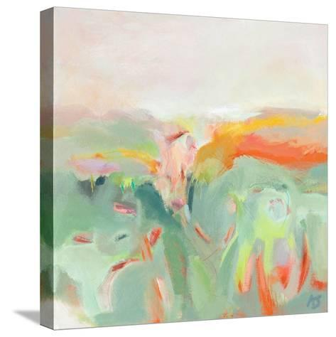 Confetti Fields-Alice Sheridan-Stretched Canvas Print
