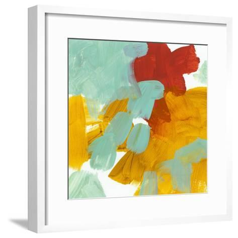 Alla Prima 1-Iris Lehnhardt-Framed Art Print