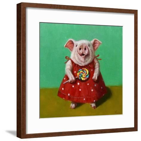 Sticky-Lucia Heffernan-Framed Art Print