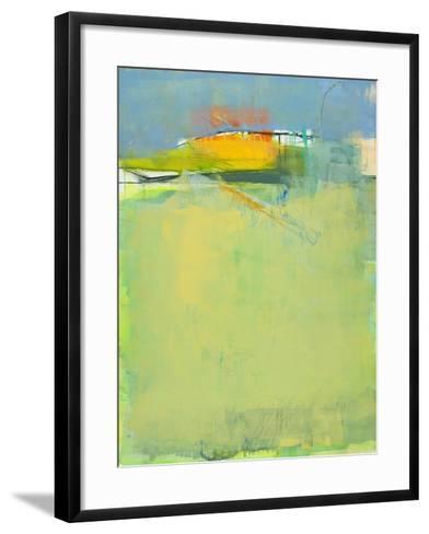 If I Leave You Now-Martha Wakefield-Framed Art Print