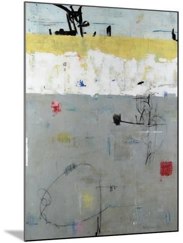 Borderline-Julie Weaverling-Mounted Art Print