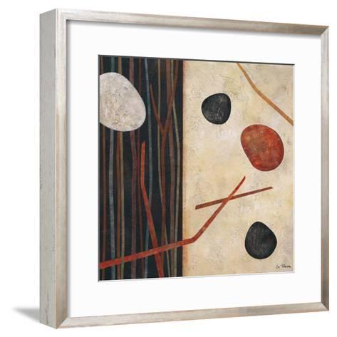 Sticks and Stones I-Glenys Porter-Framed Art Print