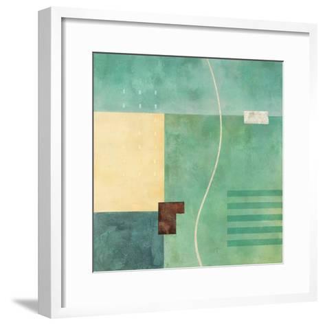 On the Way-Glenys Porter-Framed Art Print