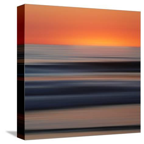 Seascape No. 11-Steffi Louis-Stretched Canvas Print