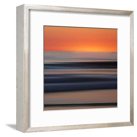 Seascape No. 11-Steffi Louis-Framed Art Print