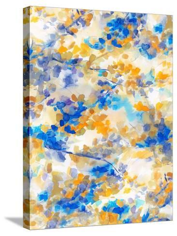 Canopy Blue-Jacqueline Maldonado-Stretched Canvas Print
