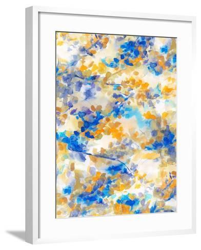 Canopy Blue-Jacqueline Maldonado-Framed Art Print