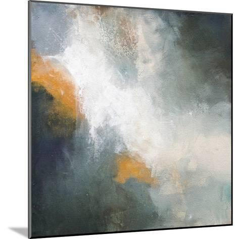 Through The Mist-Karen Hale-Mounted Art Print