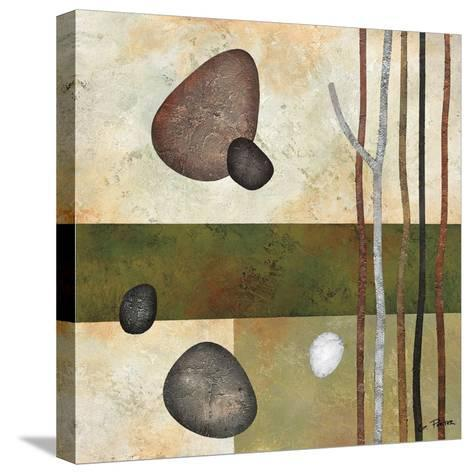 Sticks and Stones VI-Glenys Porter-Stretched Canvas Print
