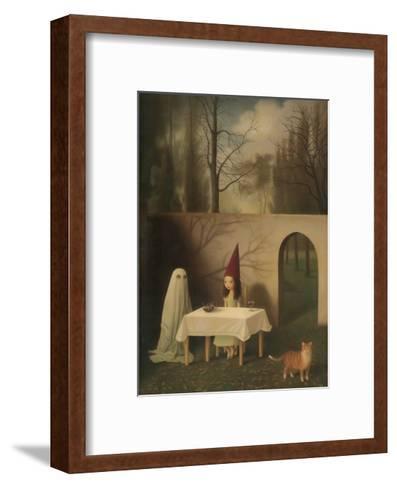 Coven of One-Stephen Mackey-Framed Art Print