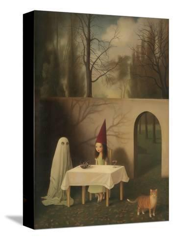 Coven of One-Stephen Mackey-Stretched Canvas Print