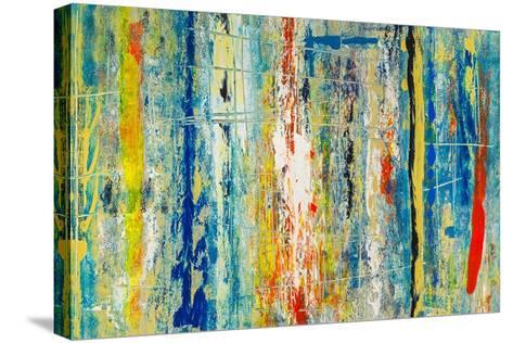 Sun Gaze-Nicola Harvey-Stretched Canvas Print