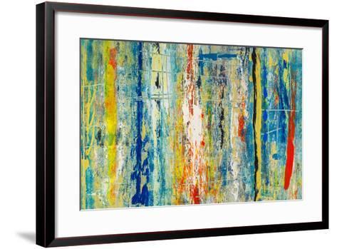 Sun Gaze-Nicola Harvey-Framed Art Print