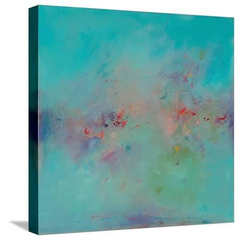 Untitled Abstract No. 3-Ed Handelman-Stretched Canvas Print
