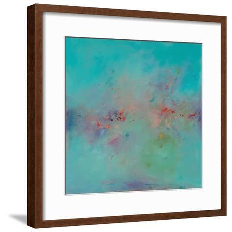 Untitled Abstract No. 3-Ed Handelman-Framed Art Print