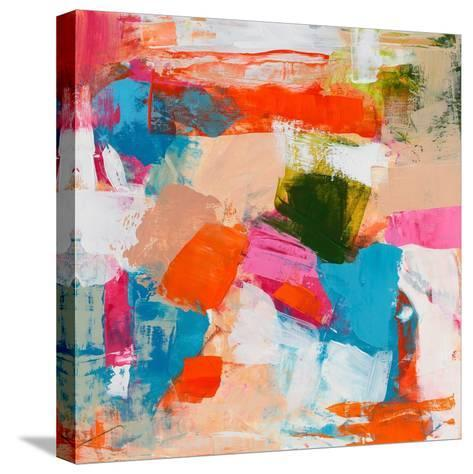 Immersed Sequence II-Tracy Lynn Pristas-Stretched Canvas Print