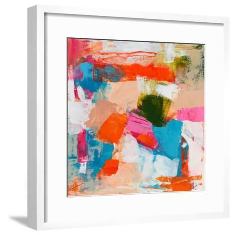 Immersed Sequence II-Tracy Lynn Pristas-Framed Art Print