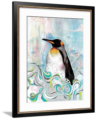 King-Mat Miller-Framed Art Print