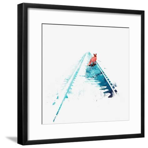 From Nowhere to Nowhere-Robert Farkas-Framed Art Print