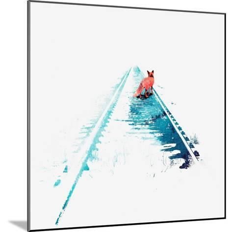 From Nowhere to Nowhere-Robert Farkas-Mounted Art Print