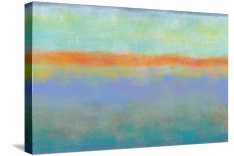 Country Sky 2-Jan Weiss-Stretched Canvas Print