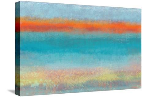 Country Sky 1-Jan Weiss-Stretched Canvas Print