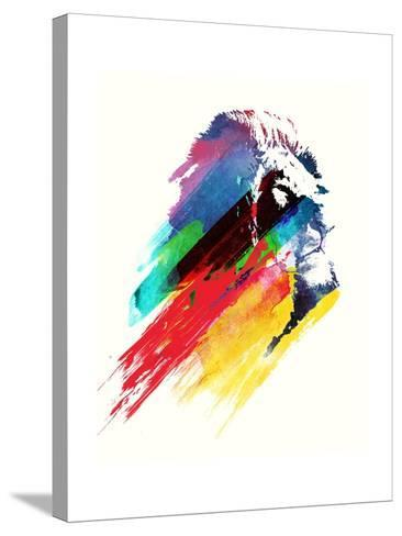 Our Hero-Robert Farkas-Stretched Canvas Print