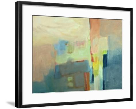 Homage II-Pam Hassler-Framed Art Print
