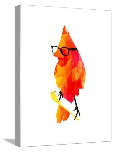 Punk Bird-Robert Farkas-Stretched Canvas Print