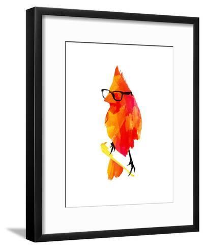 Punk Bird-Robert Farkas-Framed Art Print