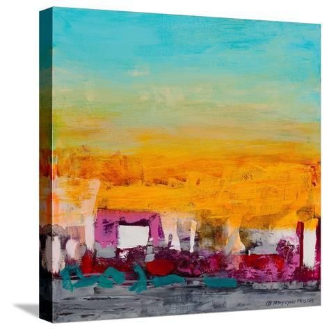 Whispered Wanderlust I-Tracy Lynn Pristas-Stretched Canvas Print