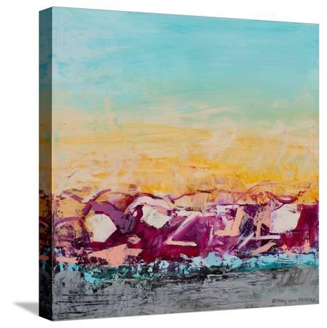 Whispered Wanderlust III-Tracy Lynn Pristas-Stretched Canvas Print